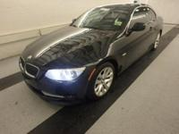 CARFAX 1-Owner, LOW MILES - 48,480! 328i trim. EPA 28