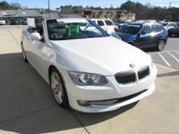 We are excited to offer this 2011 BMW 3 Series. This