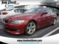 Tom Bush BMW/Mini is excited to offer this 2011 BMW 3