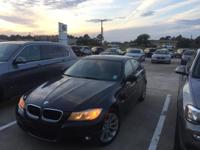 We are excited to offer this 2011 BMW 3 Series. Drive