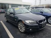 Check out this gently-used 2011 BMW 3 Series we