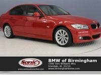 This 2011 BMW 328i comes complete with features such as