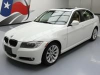 2011 BMW 3-Series with Premium Package,3.0L I6