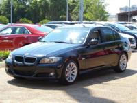 Options:  2011 Bmw 3 Series 328I|Black/Gray|V6 3.0L