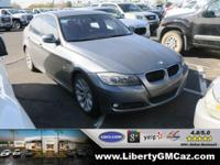 Blue 2011 BMW 3 Series 328i RWD 6-Speed 3.0L 6-Cylinder