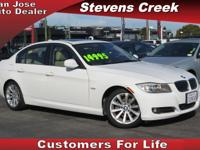 Options:  2011 Bmw 3 Series Series 328I|White|6-Cyl 3.0