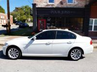 2011 BMW 328i --- LIKE NEW!! With just over 6,000