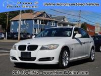 This 2011 BMW 3 Series 328i xDrive features a a leather