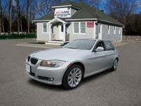 Cruise in complete comfort in this  2011 BMW 3 Series!