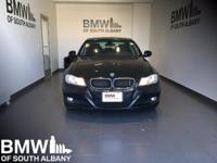 2011 BMW 3 Series 328i xDrive in Jet Black vehicle