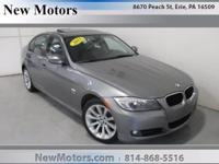 Step into the 2011 BMW 328i xDrive! Very clean and very