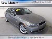 You can expect a lot from the 2011 BMW 328i xDrive!