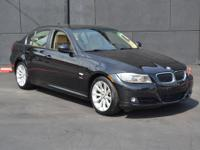 This 2011 BMW 3 Series 4dr 328i xDrive features a 3.0L