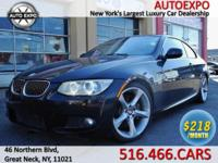 This elegant 2011 BMW 335I M Sport comes equipped with