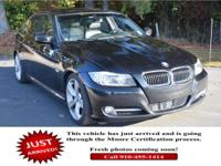 Boasts 28 Highway MPG and 19 City MPG! This BMW 3