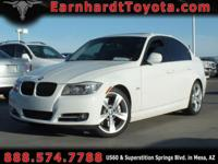 We are delighted to offer you this 2011 BMW 335i which