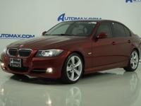 2011 BMW 3 Series 335i in Crimson Red, This 3 Series