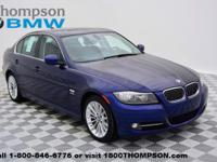 Load your family into the 2011 BMW 335i xDrive! You'll