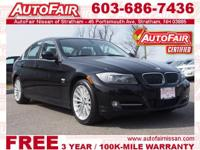 Jet Black exterior and Black interior, 335i xDrive