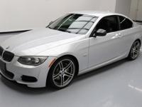 This awesome 2011 BMW 3-Series comes loaded with the
