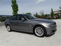 328i xDrive, BMW Certified, 4D Sedan, 3.0 L 6-Cylinder