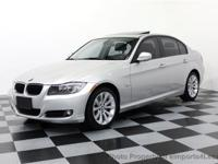 2011 BMW 328i xDRIVE AWD Sedan with the Premium