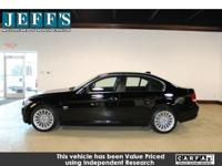 1- WOW...ALL-WHEEL DRIVE 335i... Stylish and sporty,