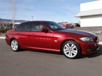 335i xDrive, BMW Certified, 4D Sedan, 3.0 L 6-Cylinder