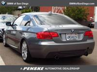 This 2011 BMW 3 Series 2dr 2dr Cpe 335i RWD Coupe