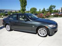 328i xDrive, 4D Sedan, 3.0L 6-Cylinder DOHC, 6-Speed