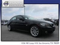 2011 BMW 3 Series Sedan w/ Leather , Sport Wheels &