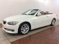 WHAT A FIND! 2011 BMW 3 series hard-top convertible
