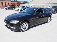 Exterior Color: black sapphire metallic, Body: Coupe,