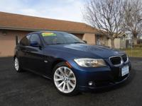 2011 BMW 328I WITH ONLY 56K ACTUAL MILES! BRAND NEW