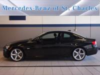 Elevate your style in this 2011 BMW 3 Series 335i coupe