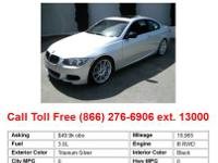 2011 Bmw 335 is 2dr Rear-wheel Drive Coupe Coupe