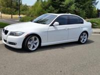 Year: 2011 Make: BMW Model: 335i TWIN TURBO XDRIVE