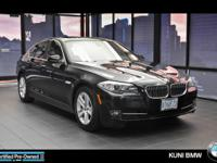 BMW Certified, GREAT MILES 52,955! FUEL EFFICIENT 32