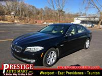 This 528i has less than 87k miles.. Includes a CARFAX