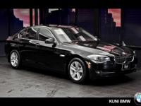 You can expect a lot from the 2011 BMW 528i! Brimming