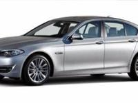 We are excited to offer this 2011 BMW 5 Series. How to