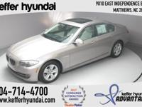 Sunroof / Moonroof, Carfax Certified, Premium Alloy