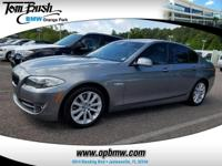 Come see this NEWLY ARRIVED 2011 BMW 5 SERIES 528I