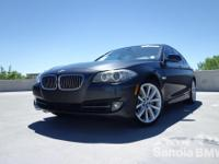 Sandia BMW MINI is offering this  2011 BMW 5 Series