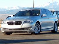 This 2011 BMW 5 Series has an original MSRP of
