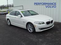 2011 BMW 535i!! XDRIVE, AWD, 3.0L, NAVIGATION, POWER