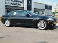 Options:  2011 Bmw 5 Series 535I Xdrive|2011 Bmw 4D