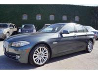 Options:  2011 Bmw 5 Series 550I With 62|845 Miles.