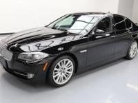 This awesome 2011 BMW 5-Series comes loaded with the