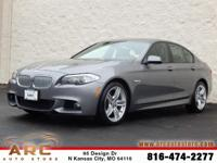 VERY CLEAN AND WELL MAINTAINED 2011 BMW 550I AWD!!!